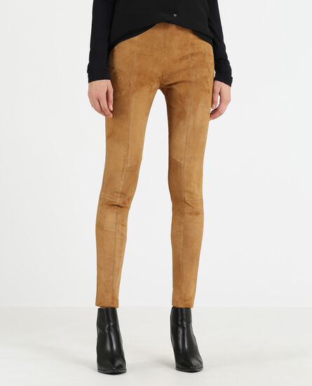 W'S Suede Soft Pant