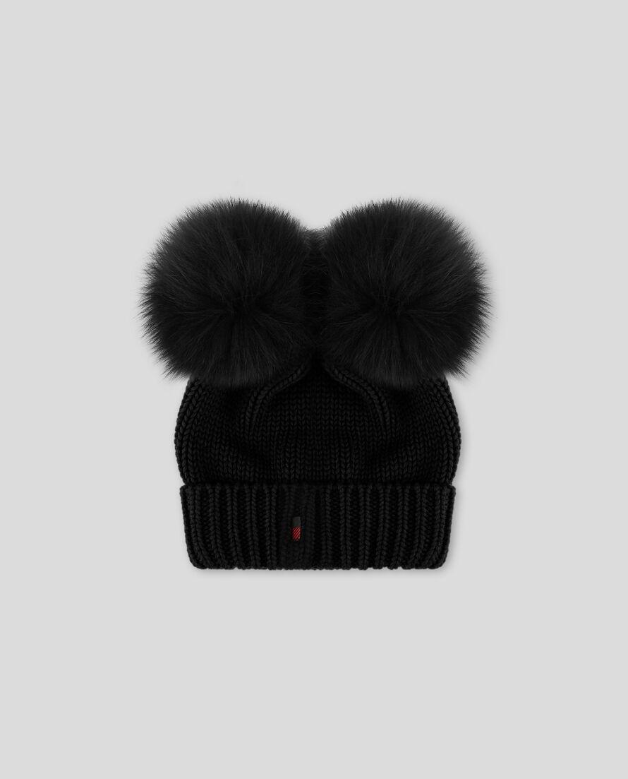 G'S Serenity Double Ponpon Hat