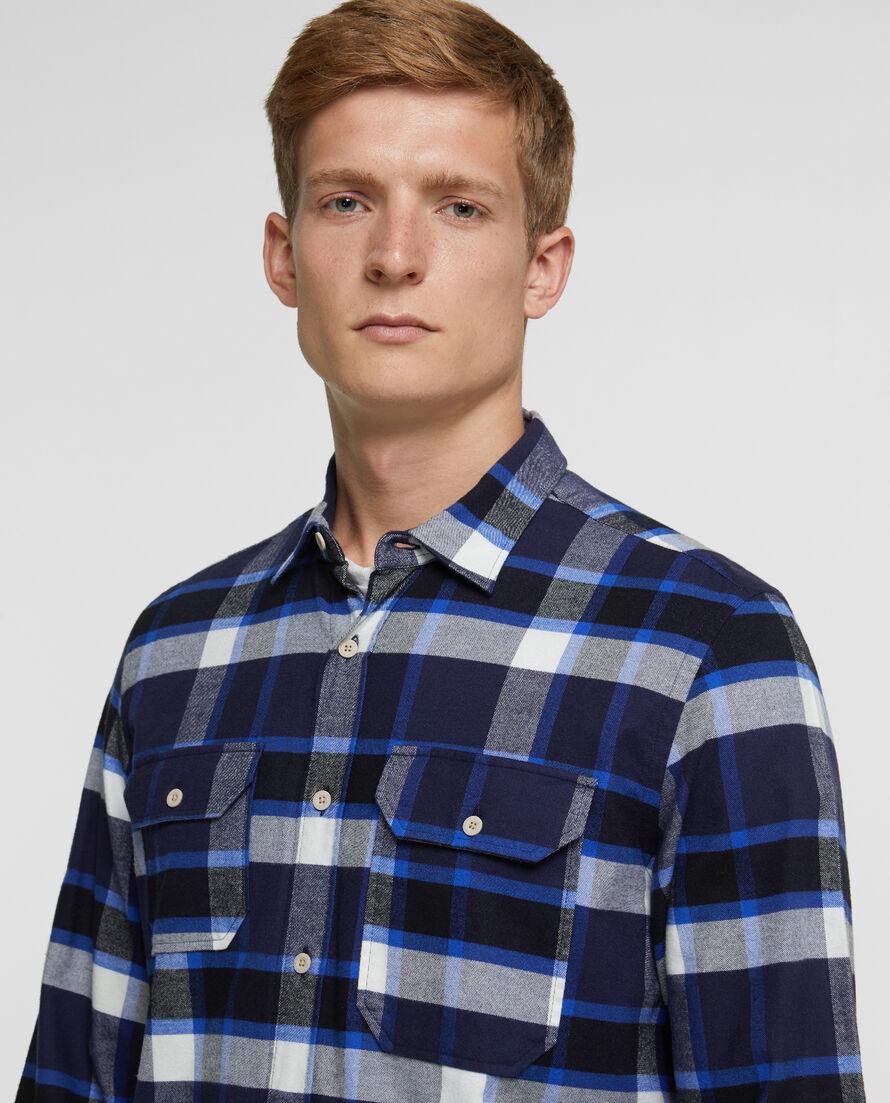 Hunting Flannel Shirt