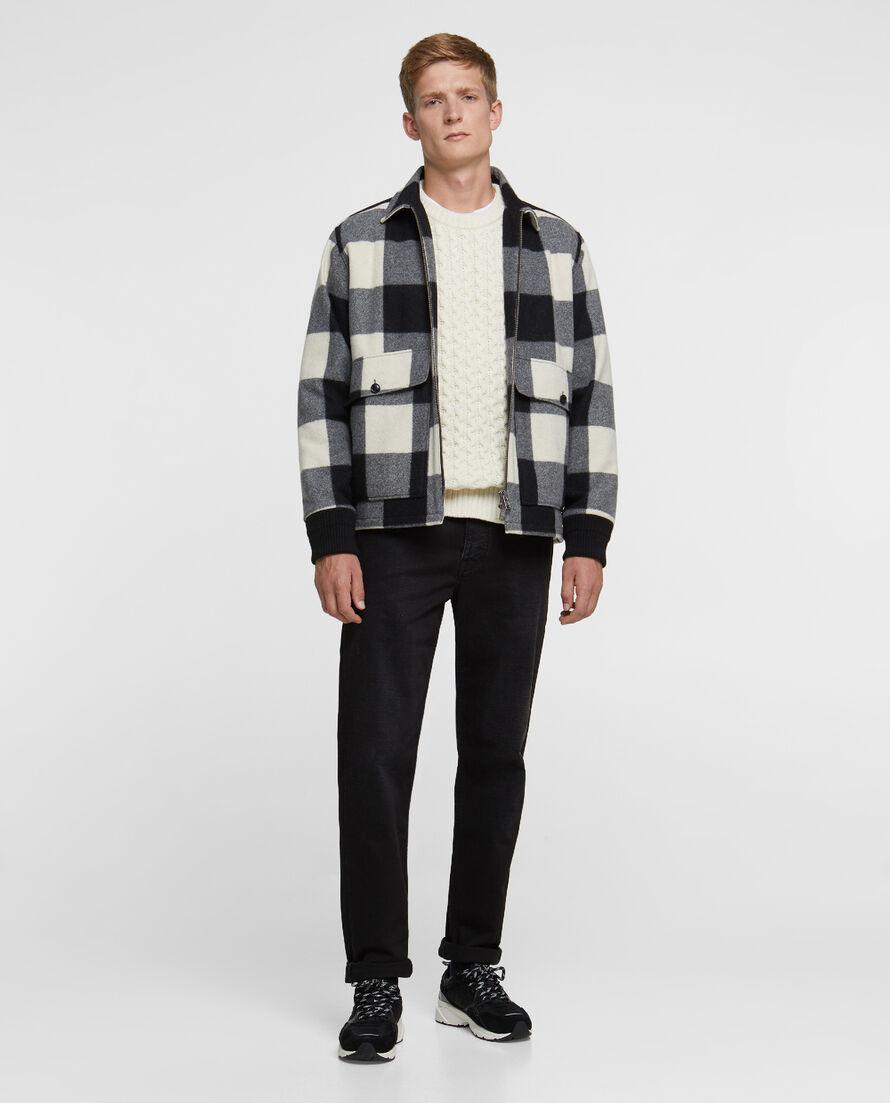 Zipper Buffalo Jacket