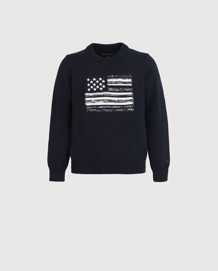 B'S Flag Sweater