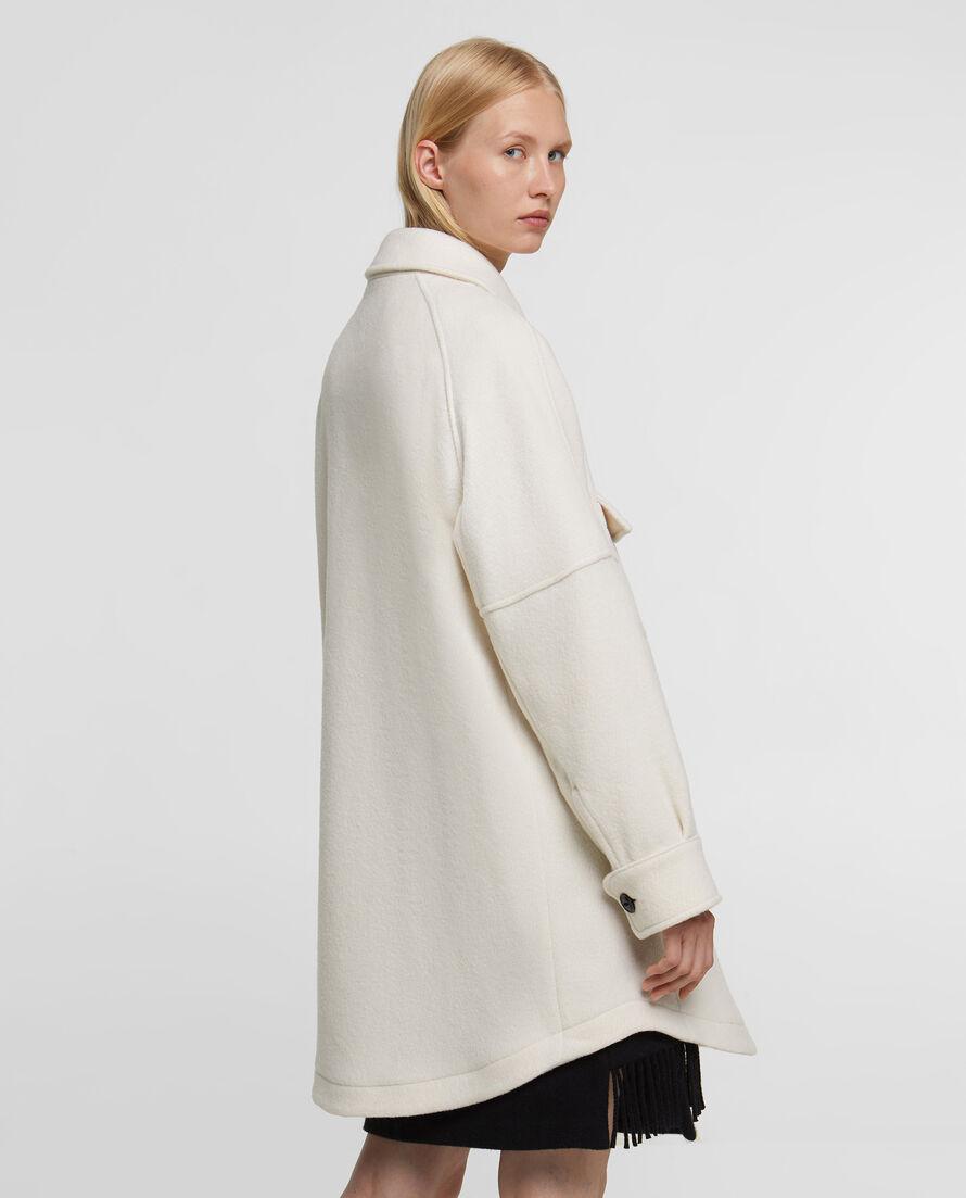 W'S Chamois Coat