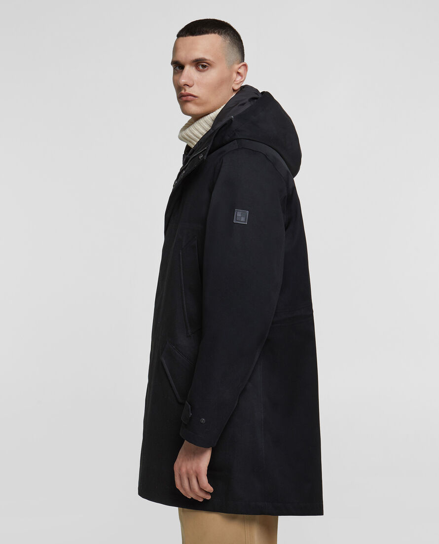 3In1 Fishtail Parka