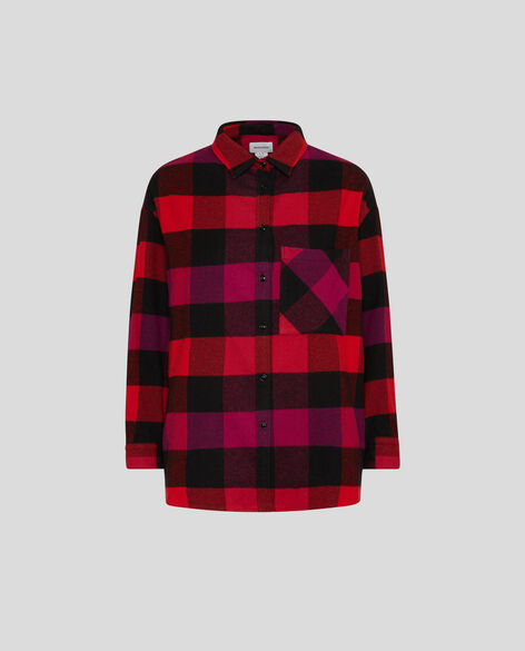 W'S Archive Check Shirt