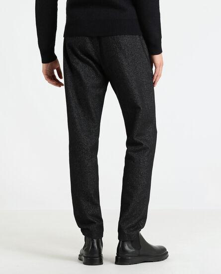 Wool Denim Pant