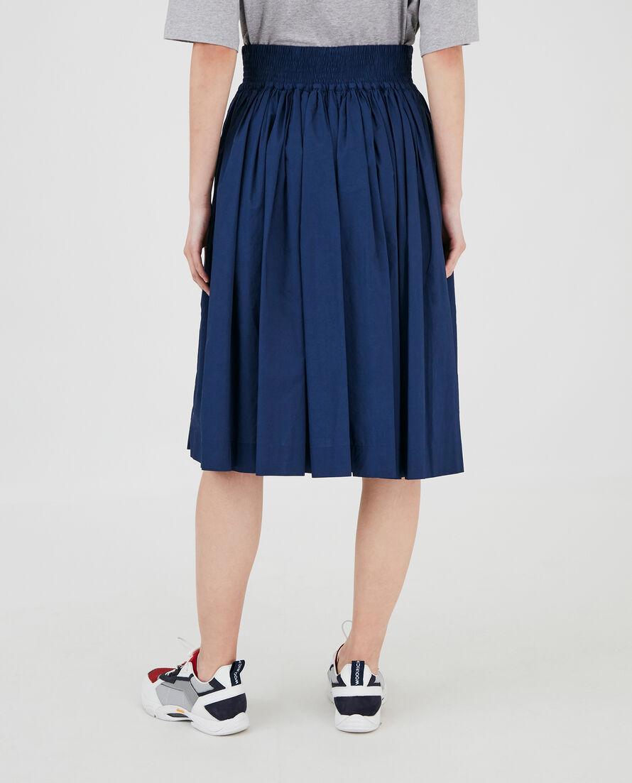W'S Popeline Skirt