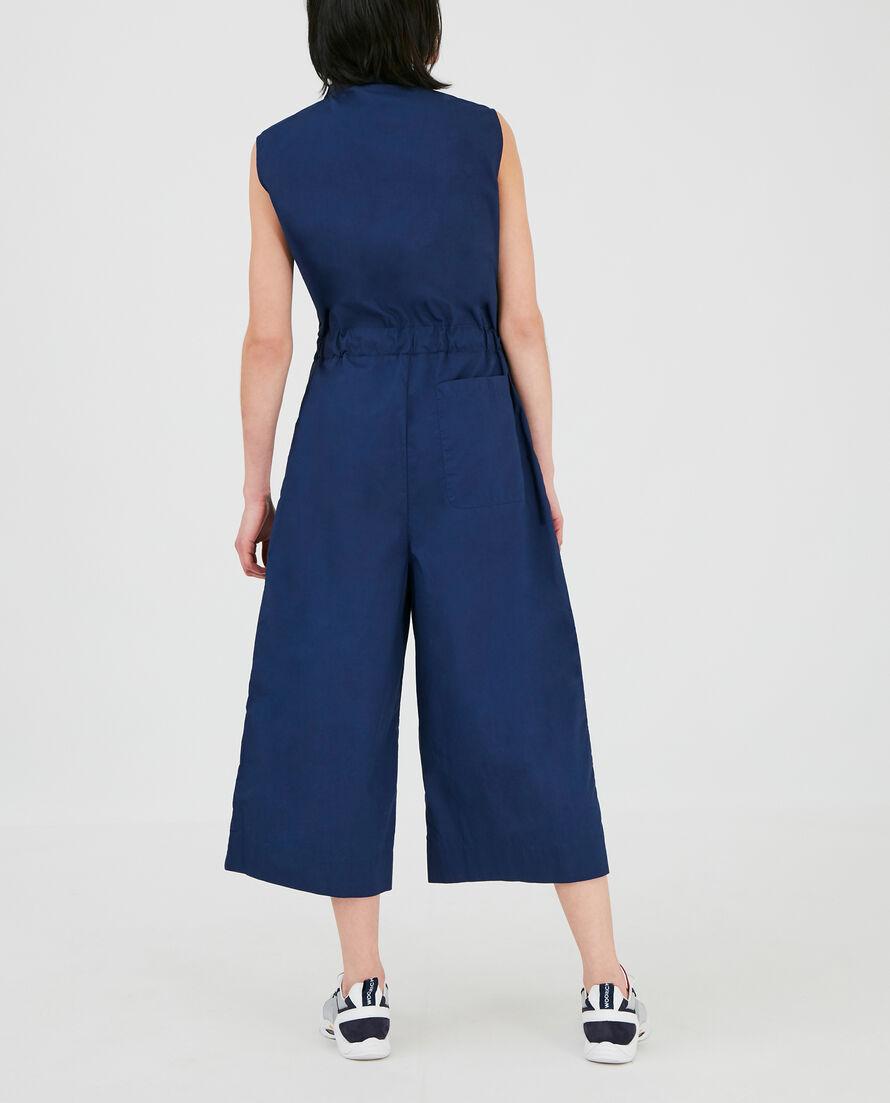 W'S Popeline Jumpsuit