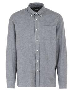 Button Down Flannel Shirt, 1781, hi-res