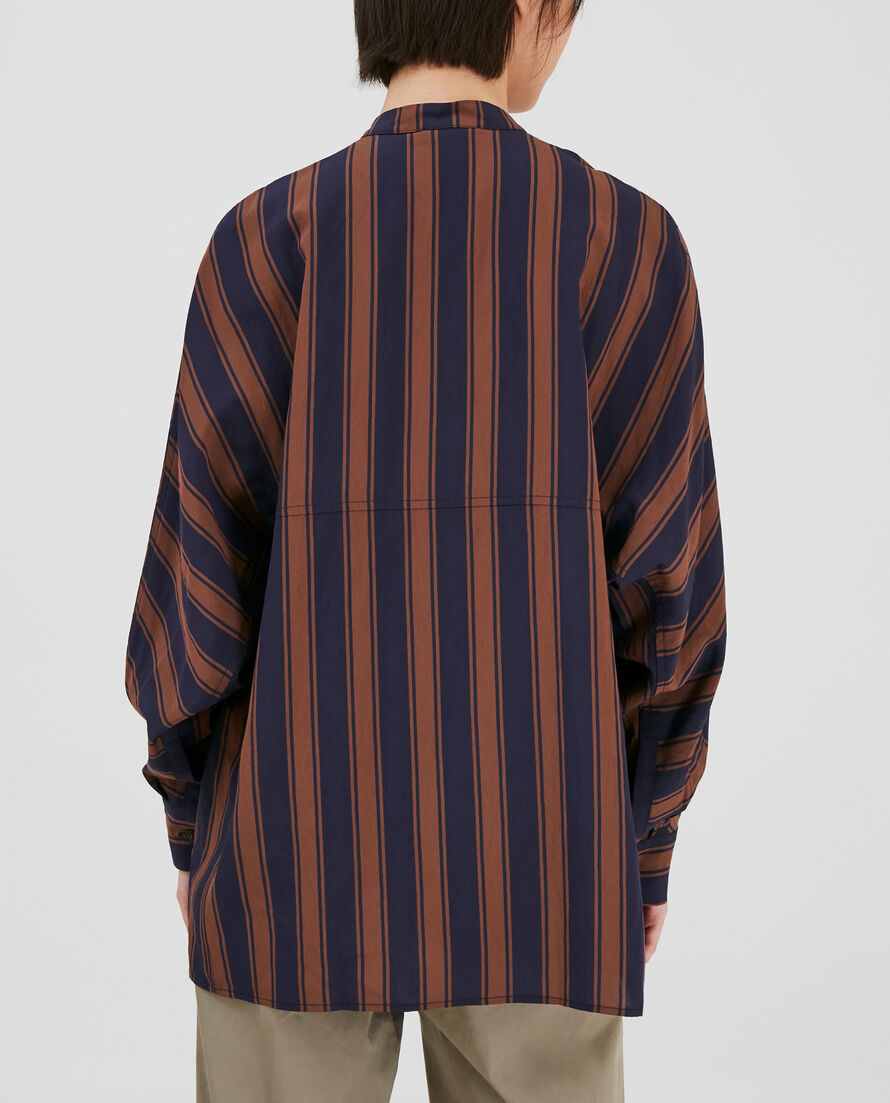 W'S Scully Stripe Over Shirt