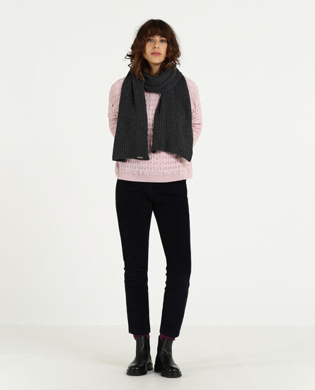W'S Soft Wool Scarf