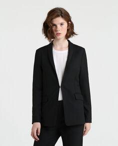 W'S Comfort Flannel Blazer