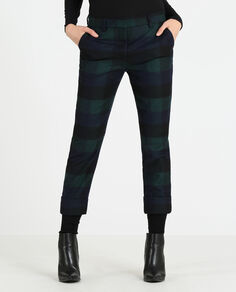 W'S Stretch Wool Carrot Pant