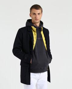 Light Melton Coat
