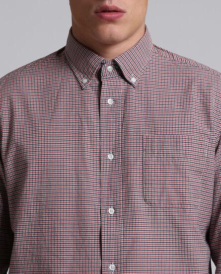 Indigo Check Shirt