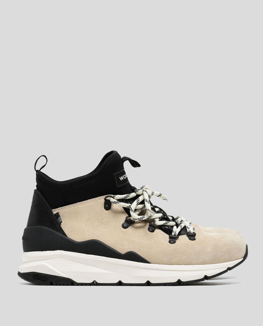 2In1 Wool Check Hiker
