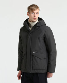 Comfort Hooded Jkt