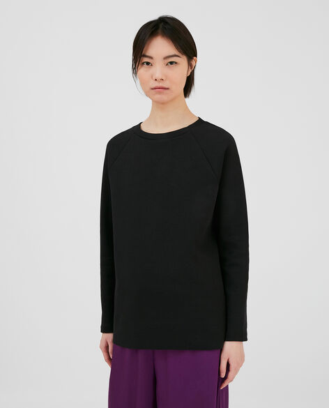 W'S Spring Fleece Crew Neck