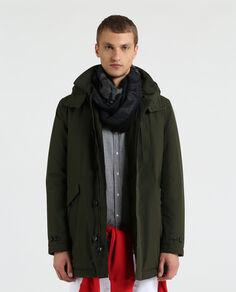 Gtx Paddock Coat