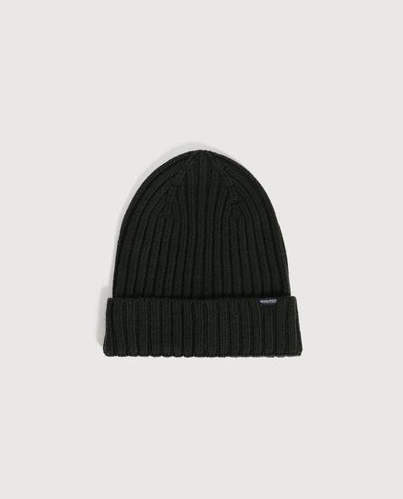 Beenie Wool Hat