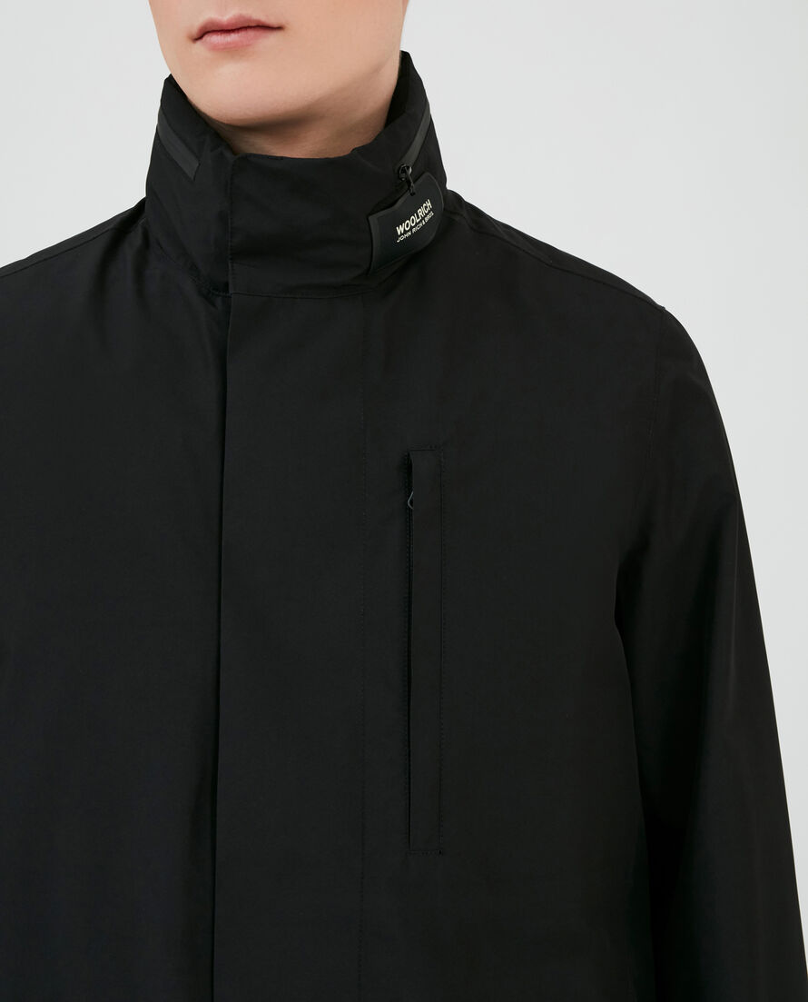 Stand Up Collar Coat