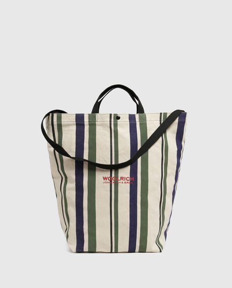 W'S Printed Canvas Bag