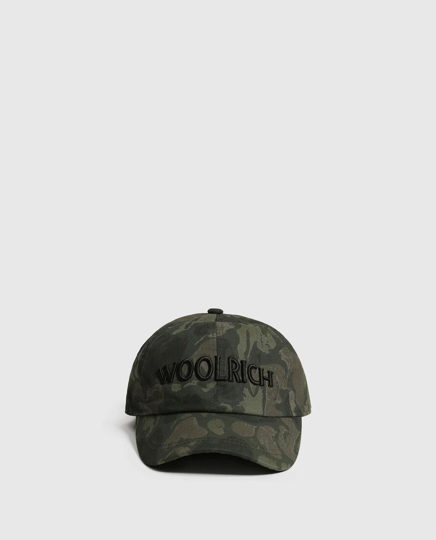 Camou Baseball Hat