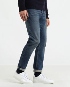 Regular Tapered Jeans