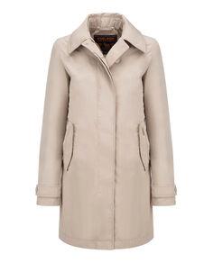 W'S Charlotte Coat, WHITE PEPPER, hi-res