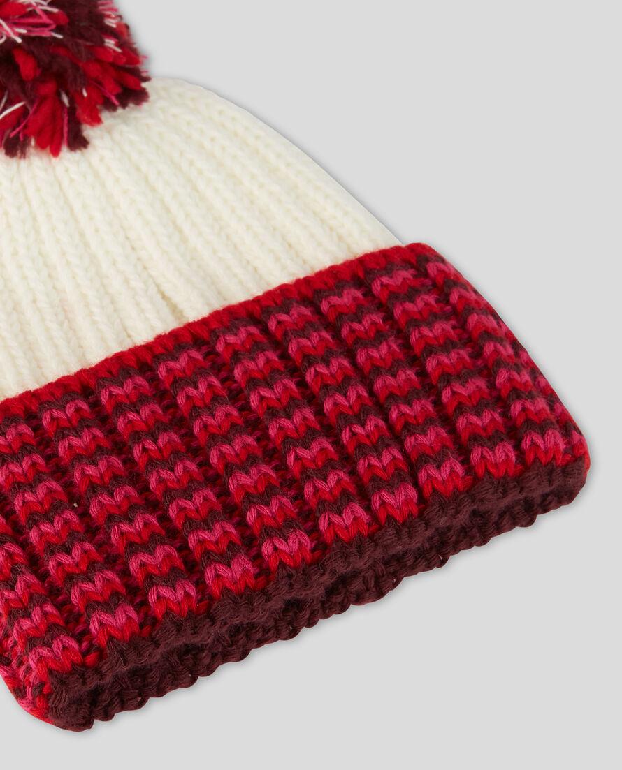 G'S Multicolor Pon Pon Hat