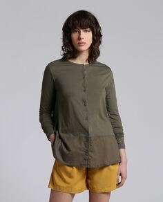 W'S Cotton Jersey Shirt