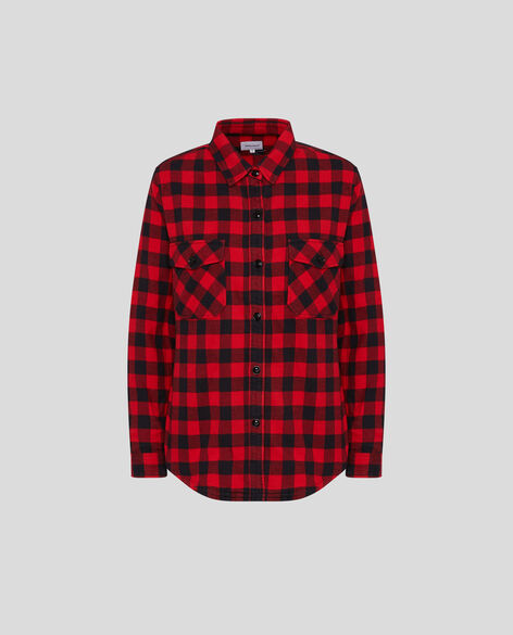 W'S Light Flannel Shirt