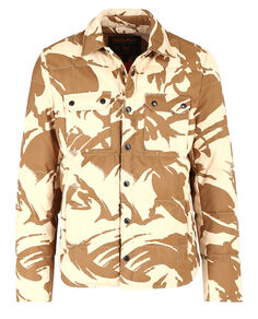 Tech Camou Shirt Jacket