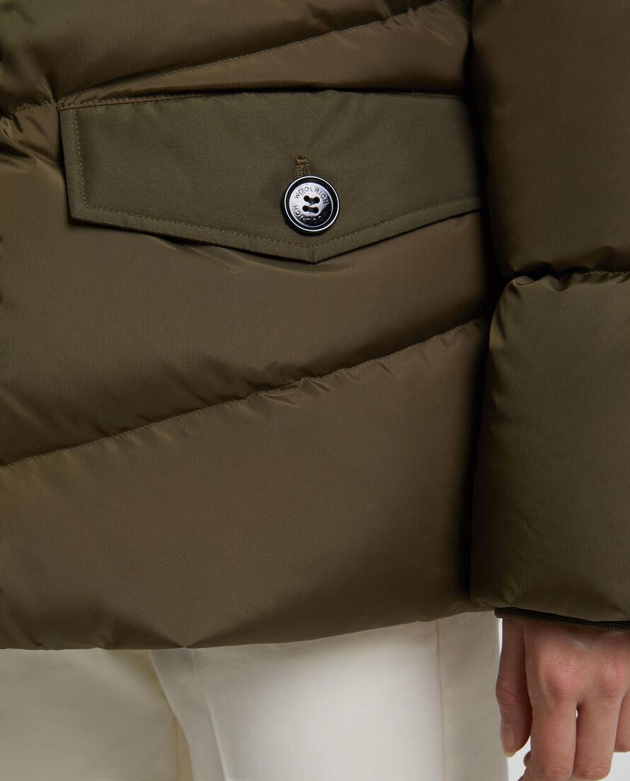 W'S Logo Jacket