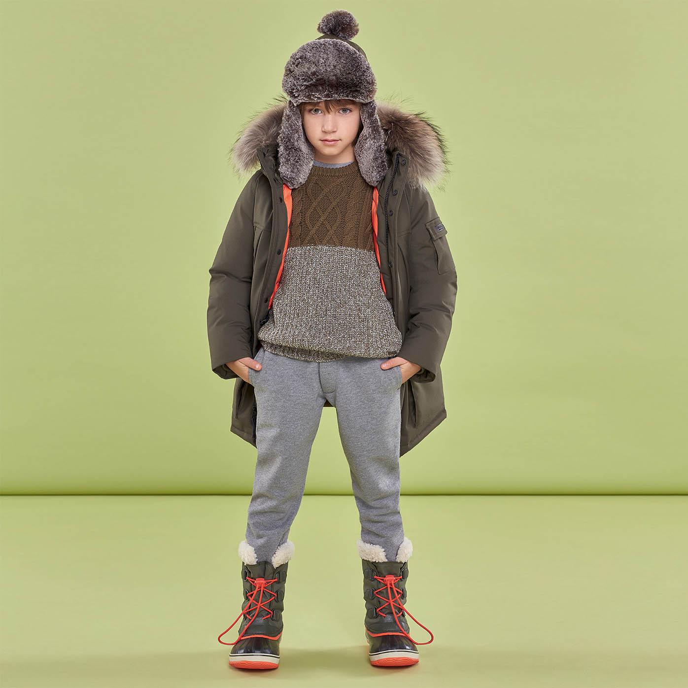 daafbf7de Kid's Collection Fall Winter 17 – Woolrich stories