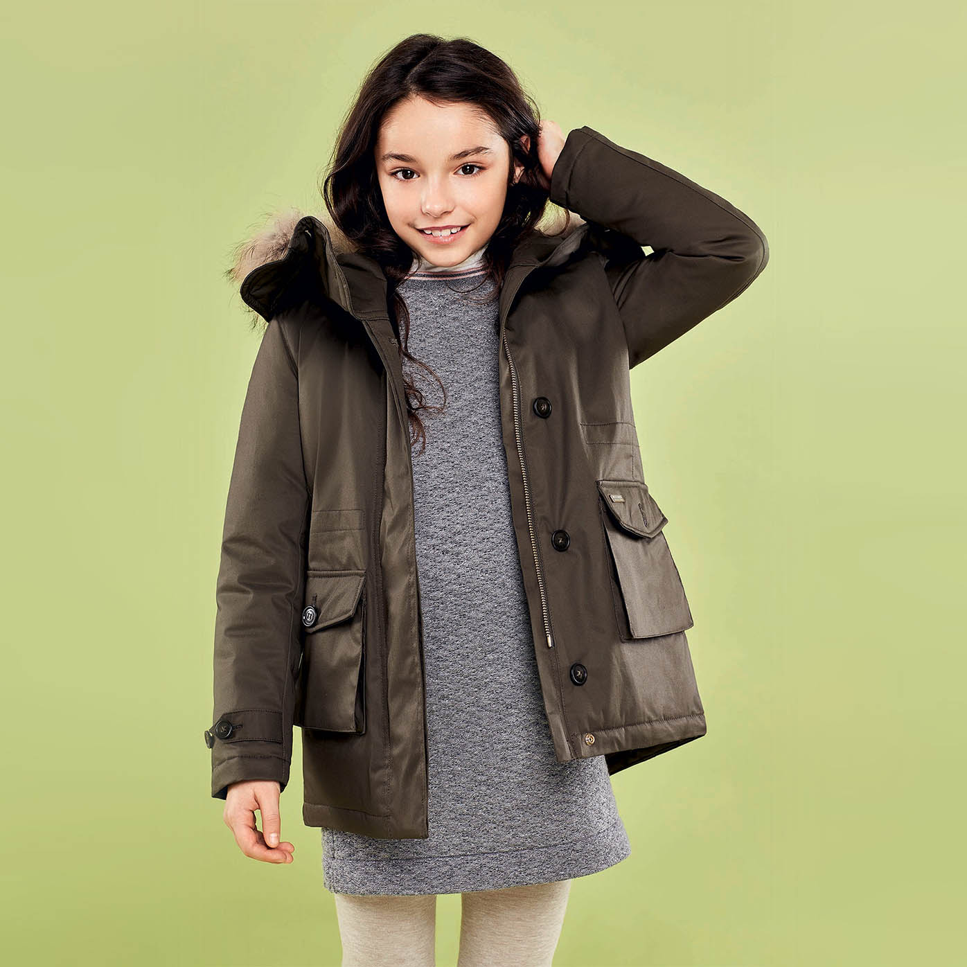 low priced faed3 7a1fe Collezione Bambini Autunno Inverno 17 – Woolrich stories