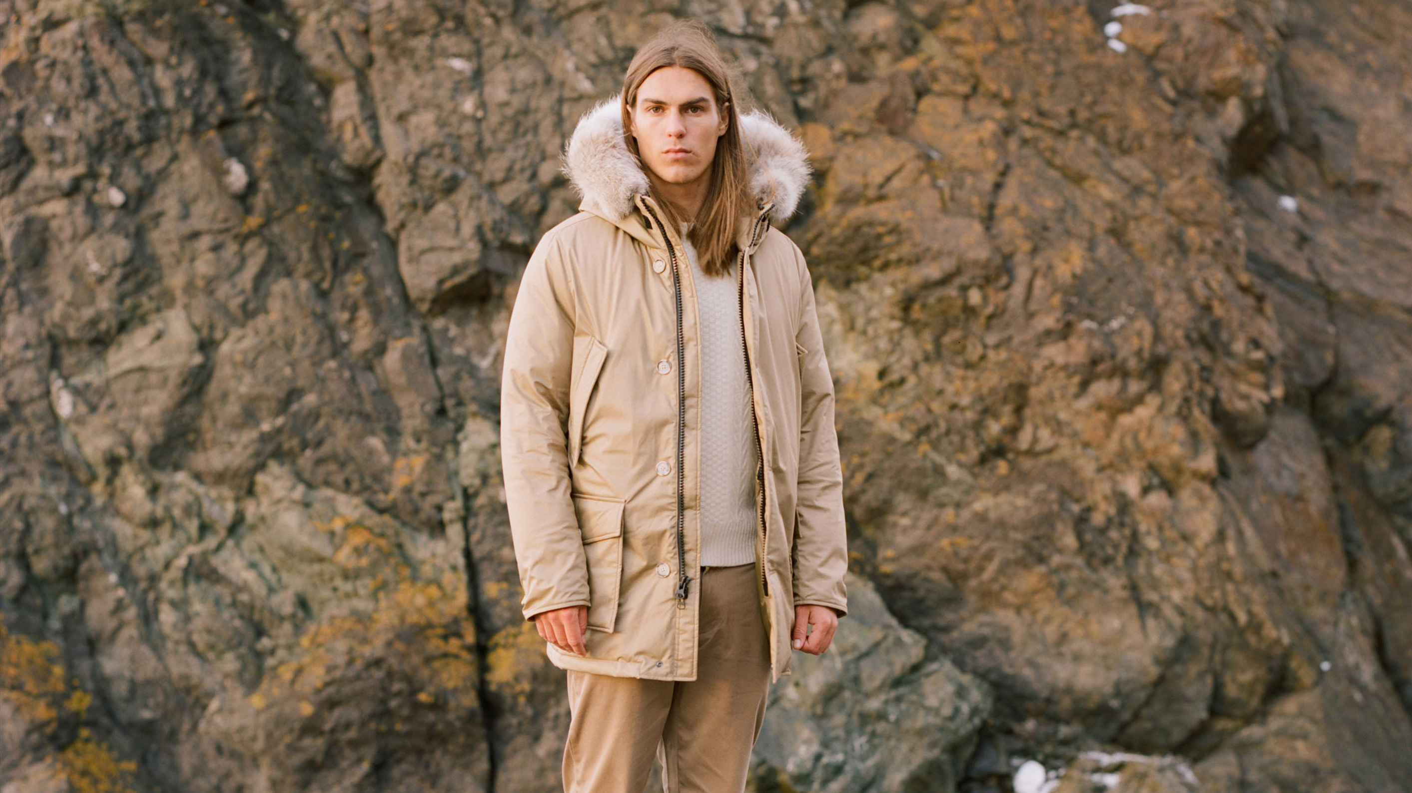 nuovo di zecca 4517c 49c8f The Arctic Parka – Woolrich stories