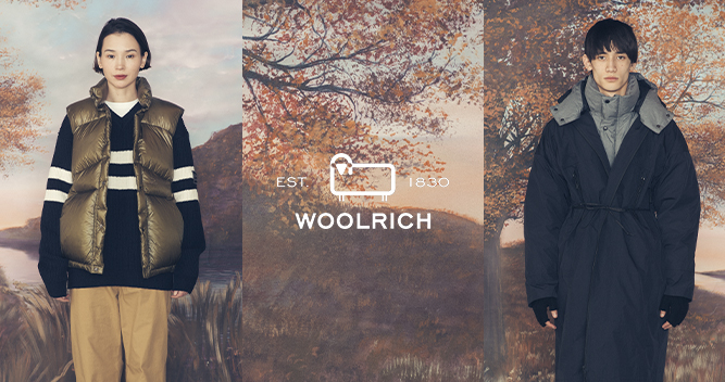 WOOLRICH OUTDOOR LABEL