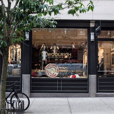 Woolrich Store New York