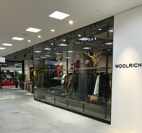 Woolrich Sapporo Factory