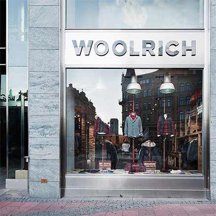 Woolrich Store Stockholm
