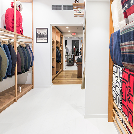 Woolrich Store Boston