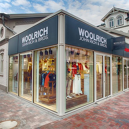 Woolrich Store Sylt