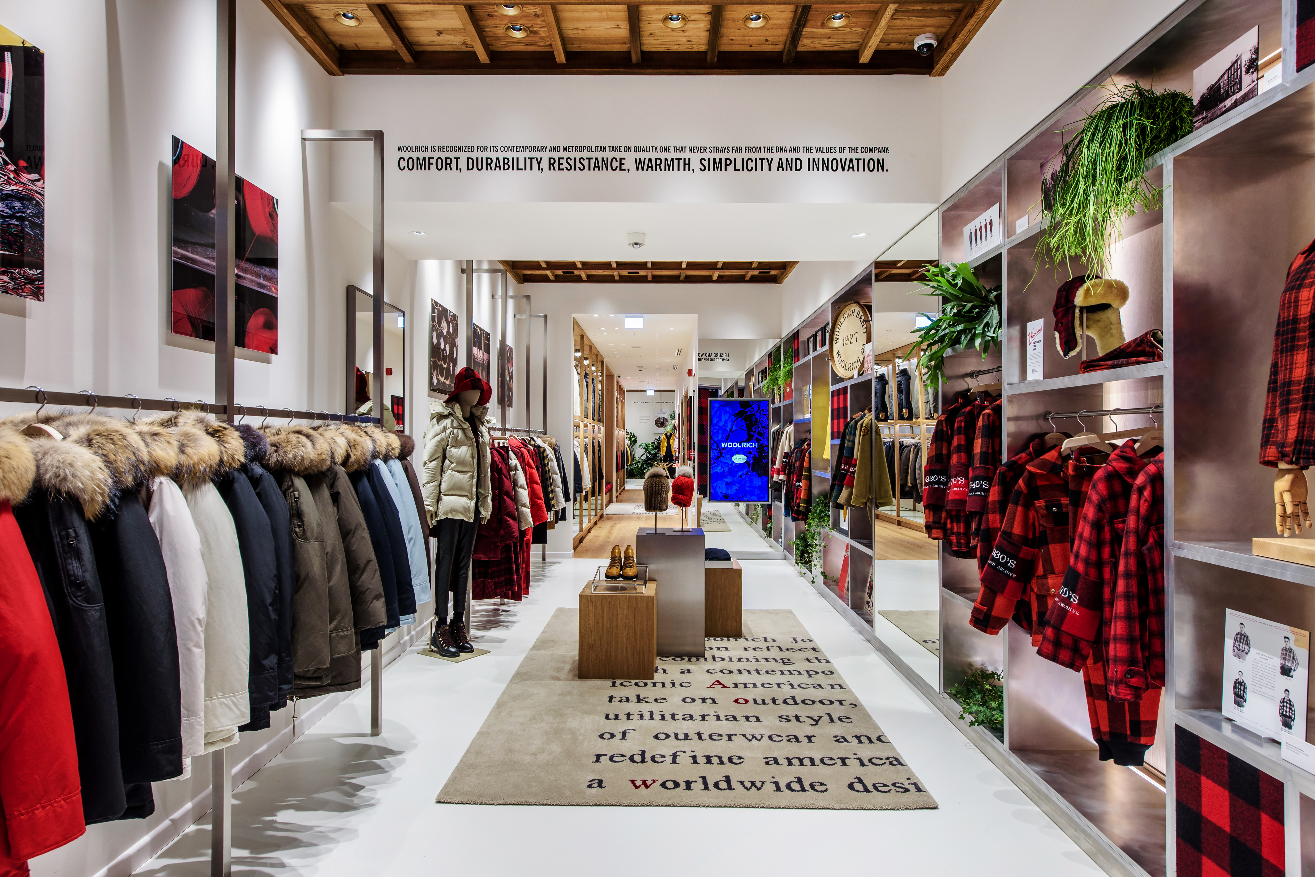 Woolrich Store Roma